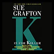 K Is for Killer: A Kinsey Millhone Mystery | Sue Grafton