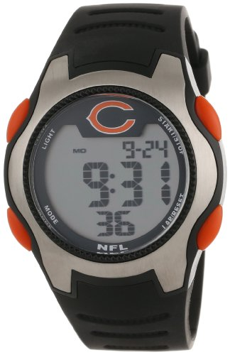 - Game Time Men's NFL-TRC-CHI Training Camp Watch - Chicago Bears