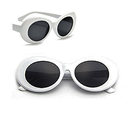 07b5503042 Dailly Necessities CLOUT GOGGLES Retro Thick Framed-Inspired By Kurt ...