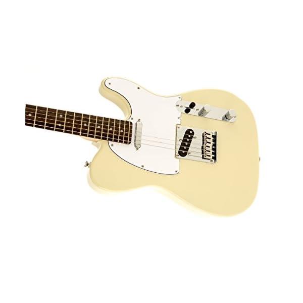 Fender: Standard Telecaster – Vintage Blonde. Electric Guitar