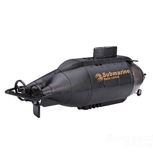 Rtr Gas Boat - 5