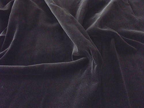 De lujo 100% de terciopelo de algodón Material de la tela - color ...