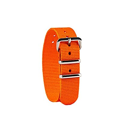 EasyRead Time Teacher Children's Watch Band - Orange by EasyRead Time Teacher Ltd