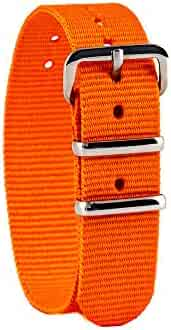 EasyRead Time Teacher Children's Watch Band - Orange