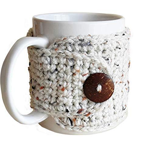 Mug Cozy Oatmeal Coffee Gift ()