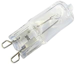 cbconcept 10xg9120v40w g9 jcd halogen light bulb 40 watt 120 volt 10 bulbs halogen bulbs. Black Bedroom Furniture Sets. Home Design Ideas