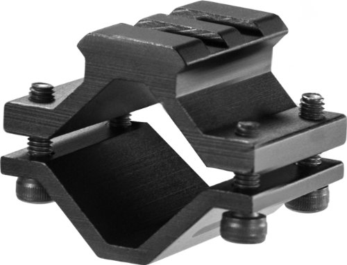 Barska Single Rifle Barrel Mount 2-Section Single Rail (Ar 15 M And P Sport 2)