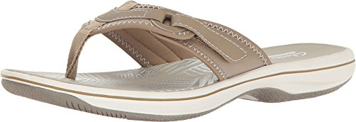 clarks-womens-breeze-milataupe-syntheticus-9-m