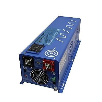 AIMS Power (PICOGLF60W48V120V) 6000W 48V DC to 120V AC Pure Sine Inverter Charger