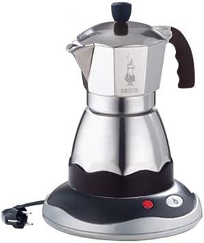Bialetti Easy Timer - Cafetera (Cafetera moka eléctrica, De café ...