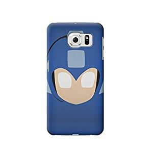 Megaman Minimalist Diy For SamSung Note 4 Case Cover Custom Protect Slim Fit Hard PC Diy For SamSung Note 4 Case Cover