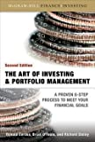 img - for The Art of Investing & Potfolio Management (A Proven 6-Step Process to Meet Your Financial Goals) book / textbook / text book