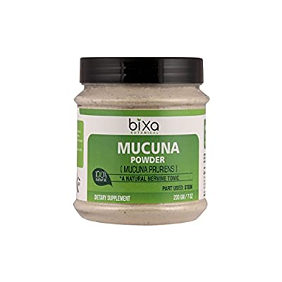 Mucuna Powder bixa Botanical