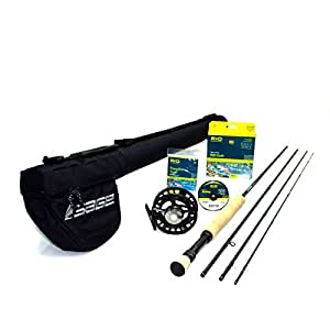 "Sage Approach 890-4 Fly Rod Outfit w/Sage 2280 Reel (9'0"", 8wt, 4pc)"