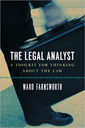 Bibliophilia the recommended reading list for book lovers |The Legal Analyst: A Toolkit for Thinking about the Law