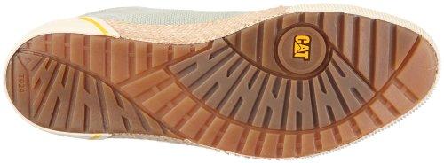 CAT Footwear Women's Kea Canvas Slip On Trainer Lily Pad White Canvas ziuLjReoIh