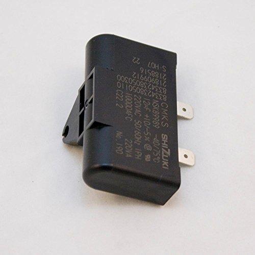 Frigidaire 218909912 Freezer Run Capacitor