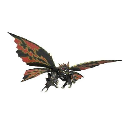 Bandai Tamashii Nations S.H. MonsterArts Battra Action Figure: Toys & Games