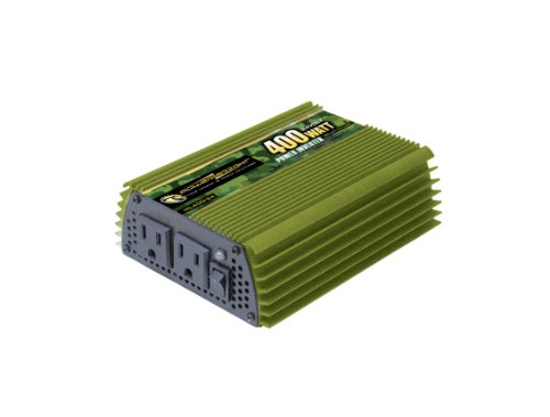 4 400 Watt 24 Volt DC To 110 Volt AC Power Inverter ()