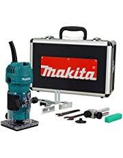 """Makita 3709X Laminate Trimmer 1/4"""" with Aluminum Carrying Case"""
