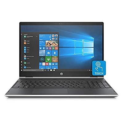 "2019 HP Premium Pavilion X360 15.6"" Micro-Edge FHD 1920x1080 IPS Touchscreen Laptop Computer, Intel 4-Core i7-8550U, 16GB RAM, 1TB HDD, AMD Radeon DSC 530, Backlit KB, Win 10 w/ Hesvap Accessories"