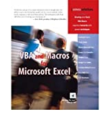 [(VBA and Macros for Microsoft Excel)] [Author: Bill Jelen] published on (May, 2004)