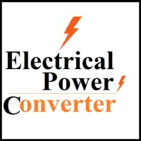Electrical Power Converter, electrical apps