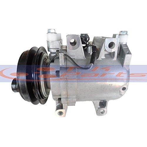 TKParts New A/C Compressor For Isuzu D-MAX Pickup 2.5/3.0/3.5 DiTD 2005-2008