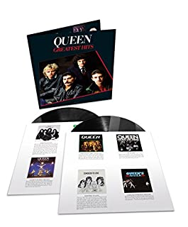 Greatest Hits (2LP Vinyl) by Queen (B01LY8SIX7) | Amazon price tracker / tracking, Amazon price history charts, Amazon price watches, Amazon price drop alerts