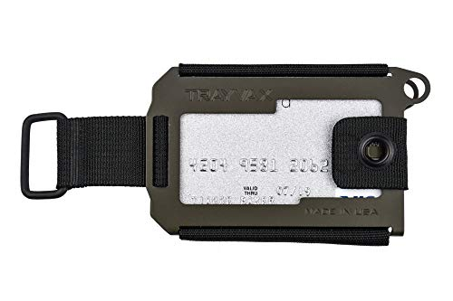 - Trayvax Axis Wallet (OD Green)