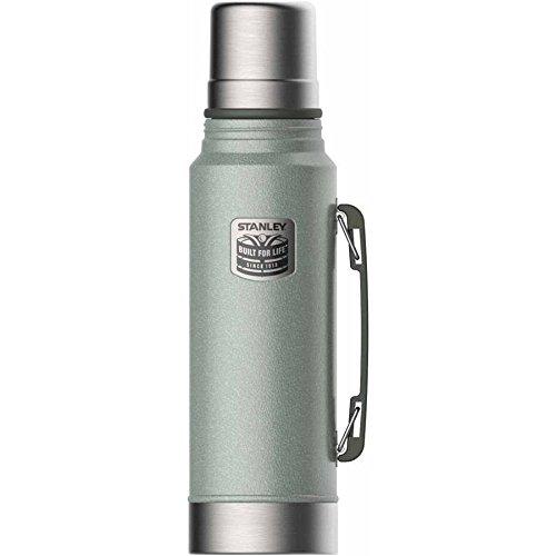 Stanley Classic Legendary Vacuum Insulated Bottle 2.0qt Hammertone Green 10-07934-001