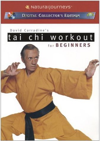 Cerebellum Carradine D-tai Chi W/o For Beginners [dvd]-legal