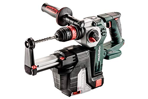 Metabo 600211900 18-Volt 1-Inch SDS-Plus Rotary Hammer Drill w/HEPA - Rotary Metabo Drill