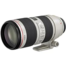 EF 70-200/2.8 L IS II (Image Stabilized) USM Telephoto Zoom Lens (77mm)