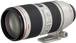 Canon EF70-200LIS2 - Objetivo para Canon (distancia focal 70-200mm, para filtro de 77mm)