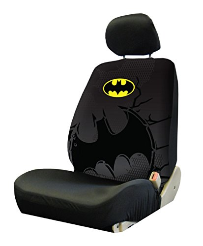 pink batman seat covers - 3