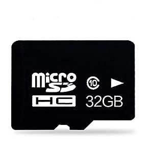 ToyZoom - Tarjeta de Memoria MicroSD (32 GB, Clase 10)