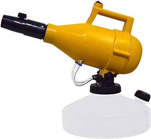Cacoffay Portátil Eléctrico ULV Nebulizador 4.5L Desinfección Nebulizador Mecánico Desinfectante Nebulizador, para Interior Y Techo Casa, Jardín, Yarda Mosquito Asesino: Amazon.es: Hogar