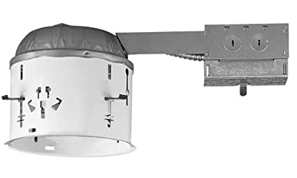 halo recessed h27rt 6 inch housing shallow ceiling non ic remodel
