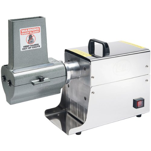 SS Electric ''2 In 1 Inch Jerky Slicer/Tenderizer by LEM