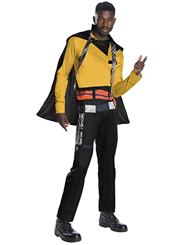 Rubie's Men's Standard Lando Calrissian Adult Costume, Standard -