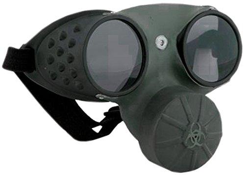 [WMU - Glasses Gas Mask] (Toy Gas Mask)
