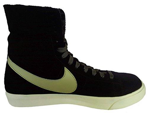 Nike Blazer Womens Suede Upper High Roll Boots in Black - 4.5 UK 3wTHUGRzuA