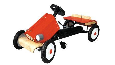 Pedal Car Plans - PlanToys Large Scale Racing Car
