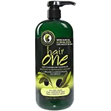 Hair One Olive Oil Cleansing Conditioner for Dry Hair