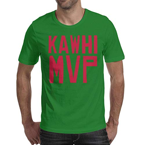 The-Claw-Klaw-Kawhi-Leonard-#2- Man's T Shirts Funny Fishing Round Neck Short Sleeve T-Shirts