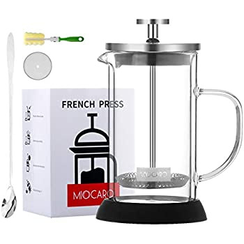 Amazon.com: blinkone French Press: Individual, Doble Y up-to ...