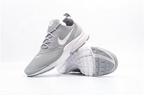Nike Presto Fly, Sneaker Uomo Wolf Grey