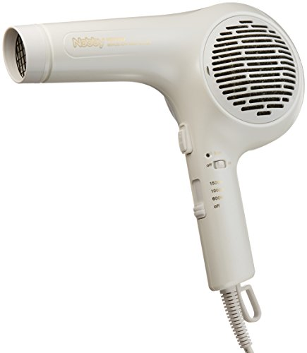 Nobby negative ion hair dryer for professional NB3000 white (japan import)