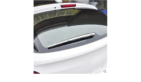 zytho (TM) trasera especial para limpiaparabrisas trasero ABS cromado conversión Trim limpiaparabrisas decoración carcasa para Chevrolet Cruze Hatchback ...